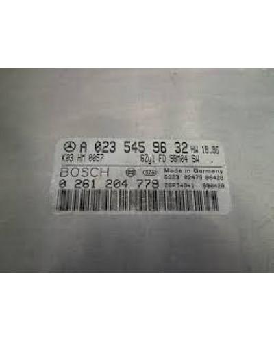 0235459632 MERCEDES W210 W202 KASA 104 MOTOR BEYNİ